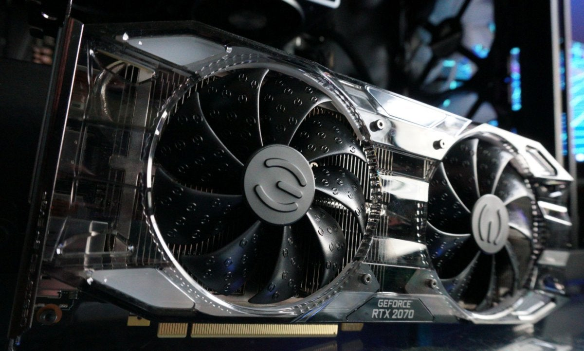 EVGA GeForce RTX 2070 XC review: Cheaper and more feature