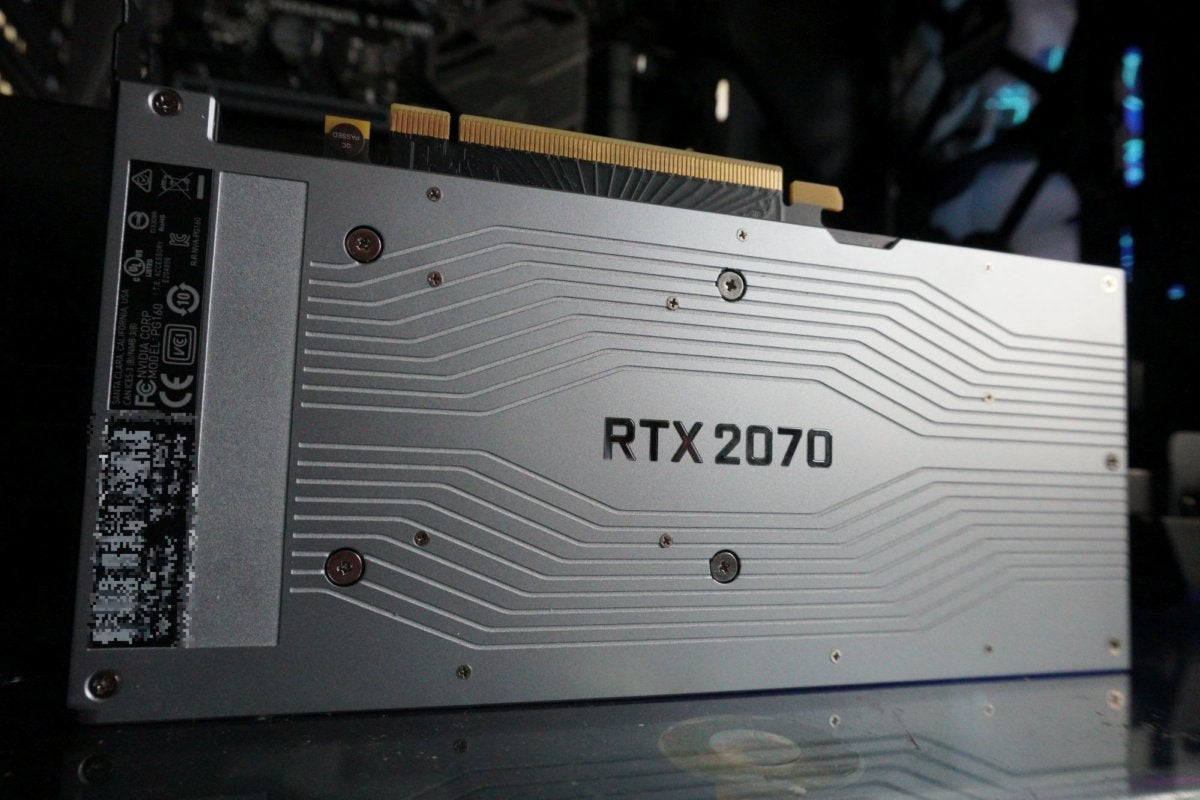 Nvidia GeForce RTX 2070 Founders Edition review: Better tomorrow and