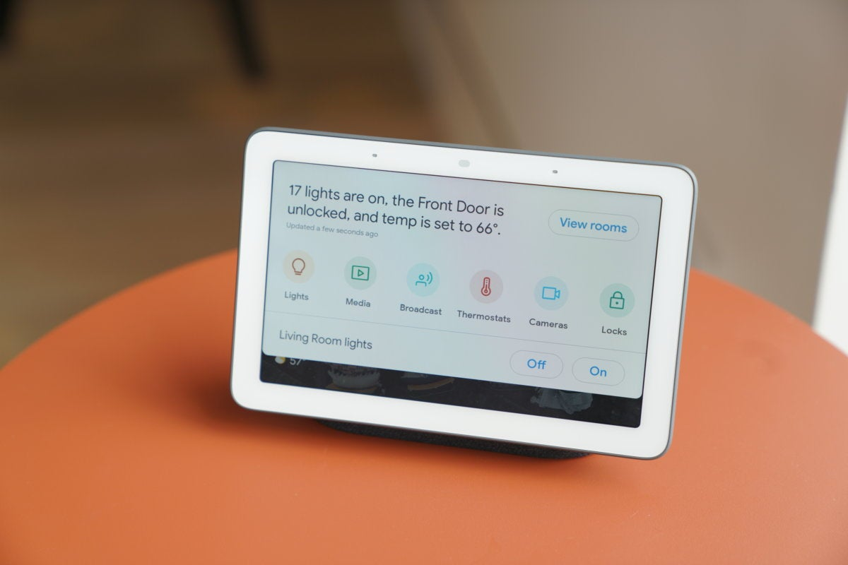 Google Nest Hub review: The least-expensive smart display is
