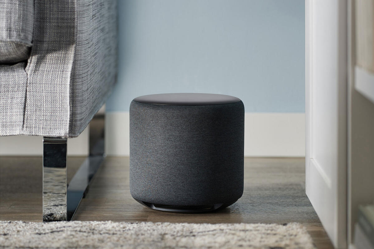 Amazon Echo Sub review: Add some serious bass to your Echo