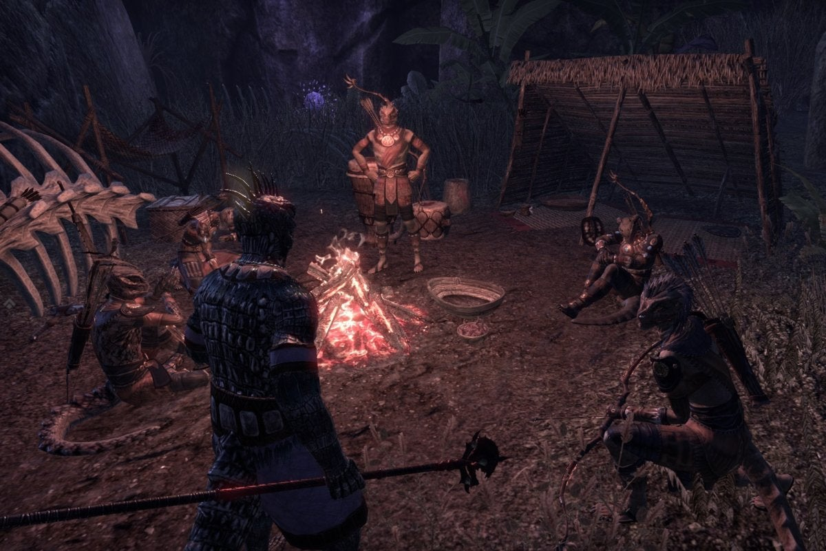 Elder Scrolls Online: Murkmire review: At last, love for the