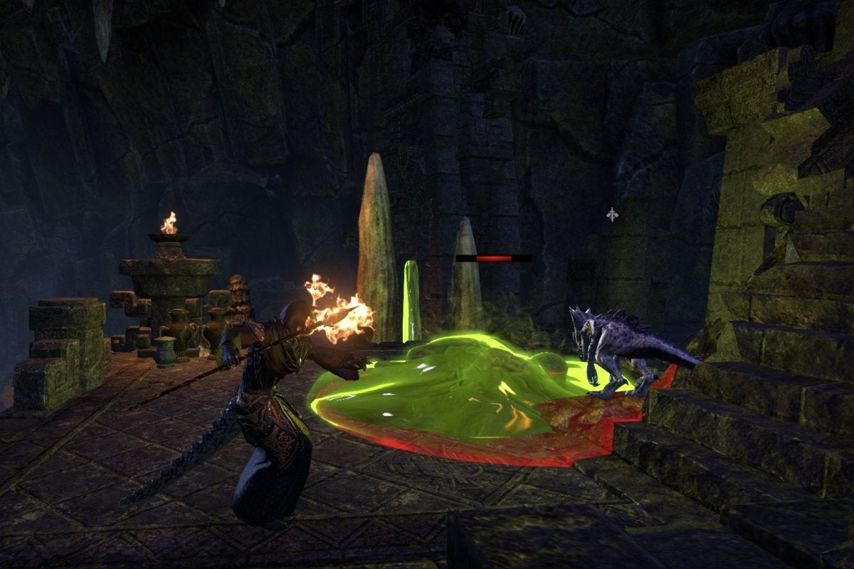 Elder Scrolls Online: Murkmire review: At last, love for the lizards
