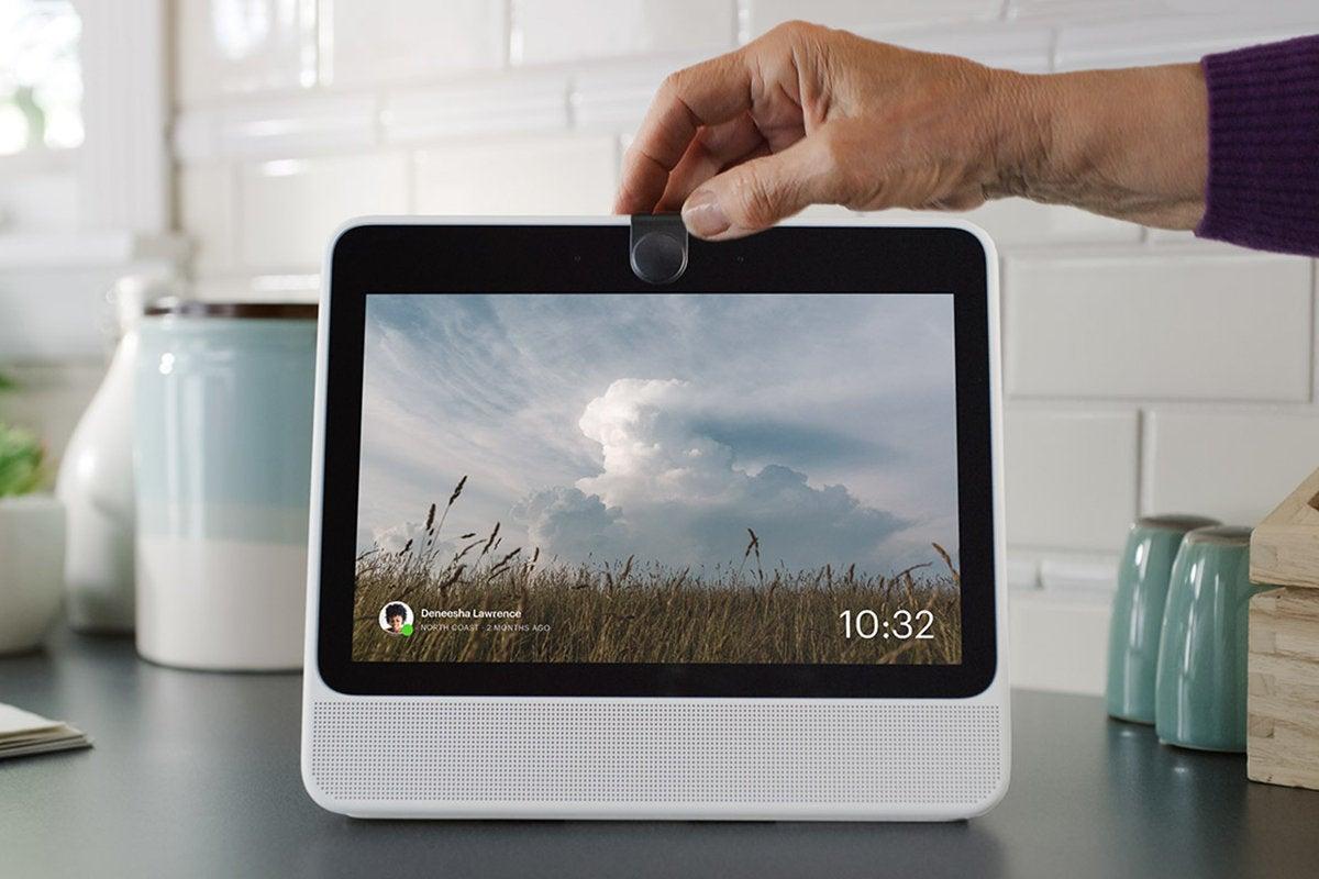 faebook portal camera cover