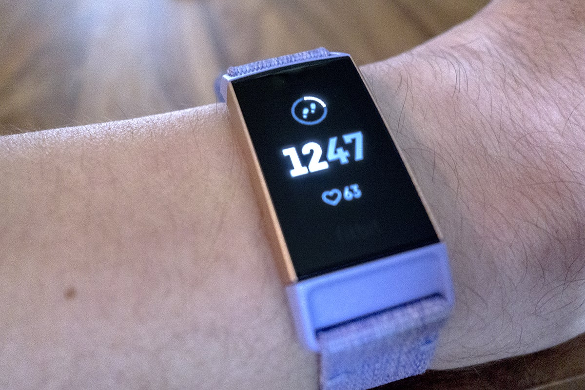 Fitbit Charge 3 review: Smarter than the average fitness ...