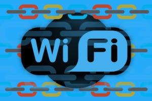 free wifi secure network public wifi chain links