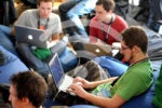 free wifi college campus laptops mobile security wireless network secure public network by hello i