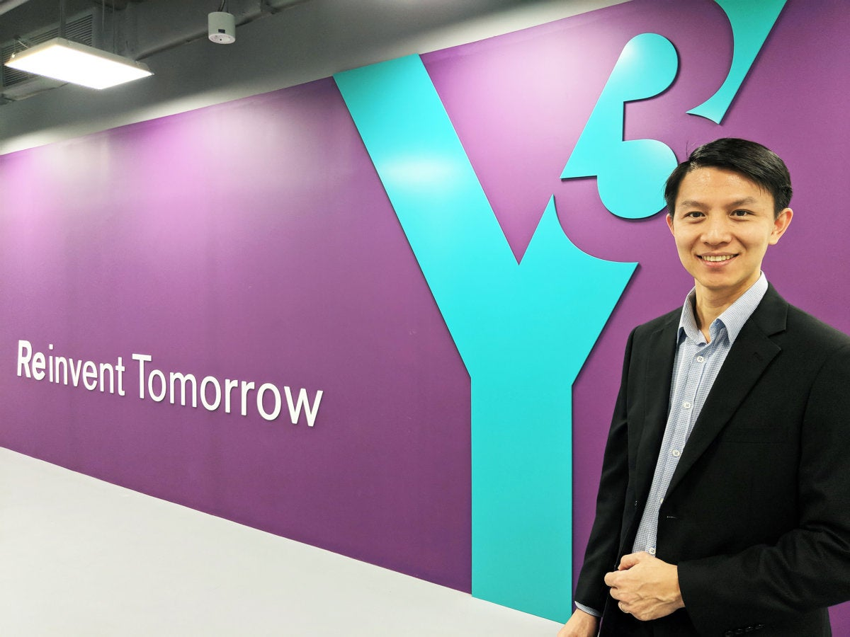 Gabriel Tho, COO of Y3 Technologies and CIO of YCH