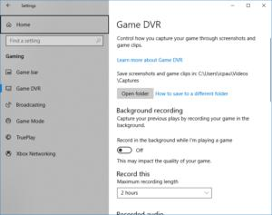 Game Bar for Windows 10 review: A top gameplay capture performer