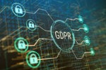 gdpr compliance security locks privacy breach