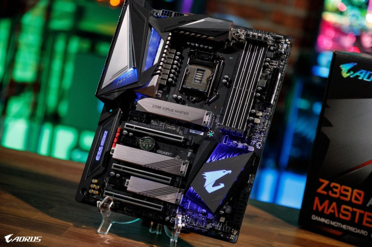 Intel Z390 motherboards revealed: What's inside Intel's new