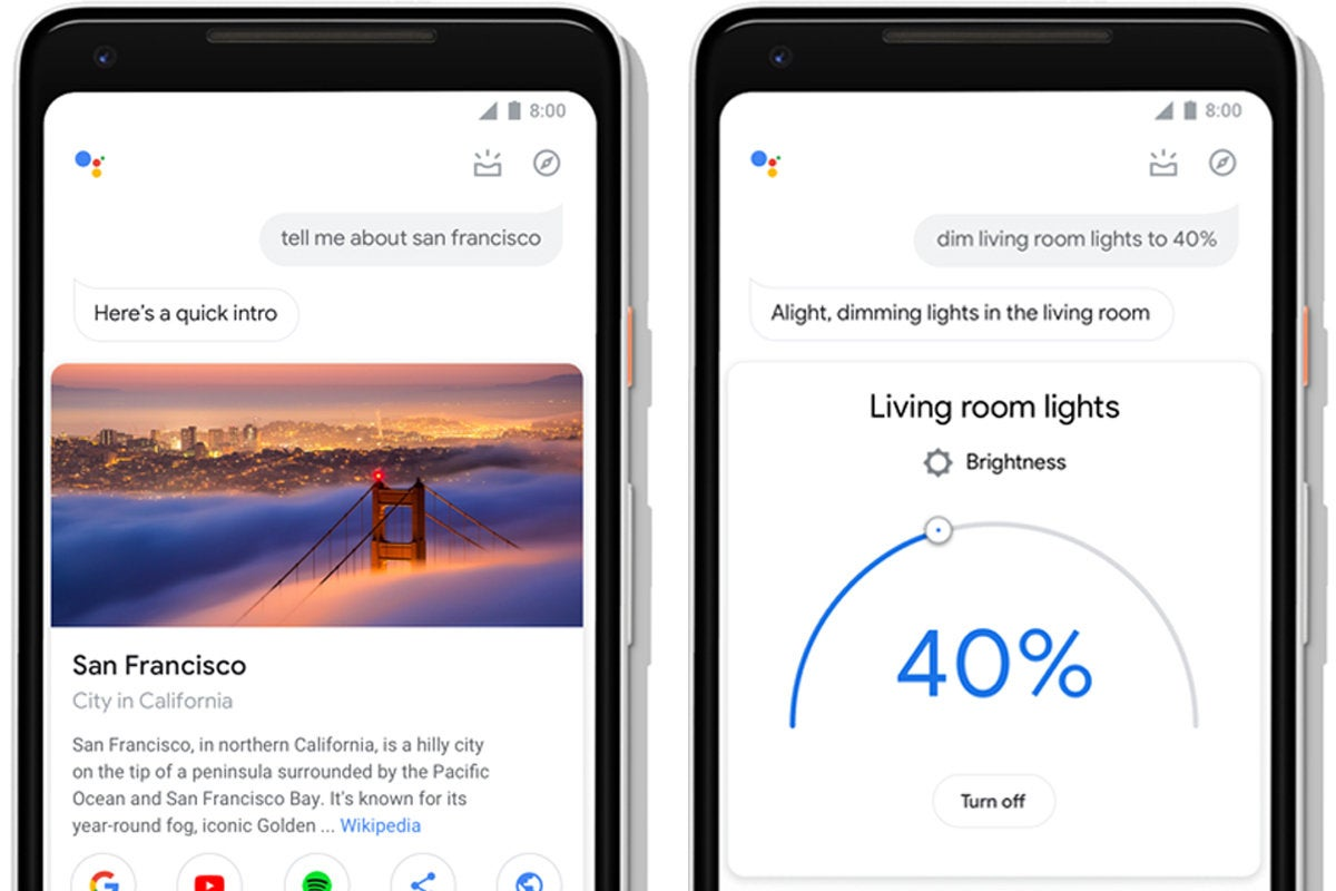google assistant makeover