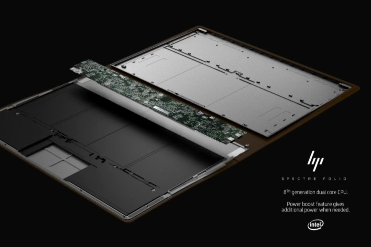 hp spectre folio interior motherboard