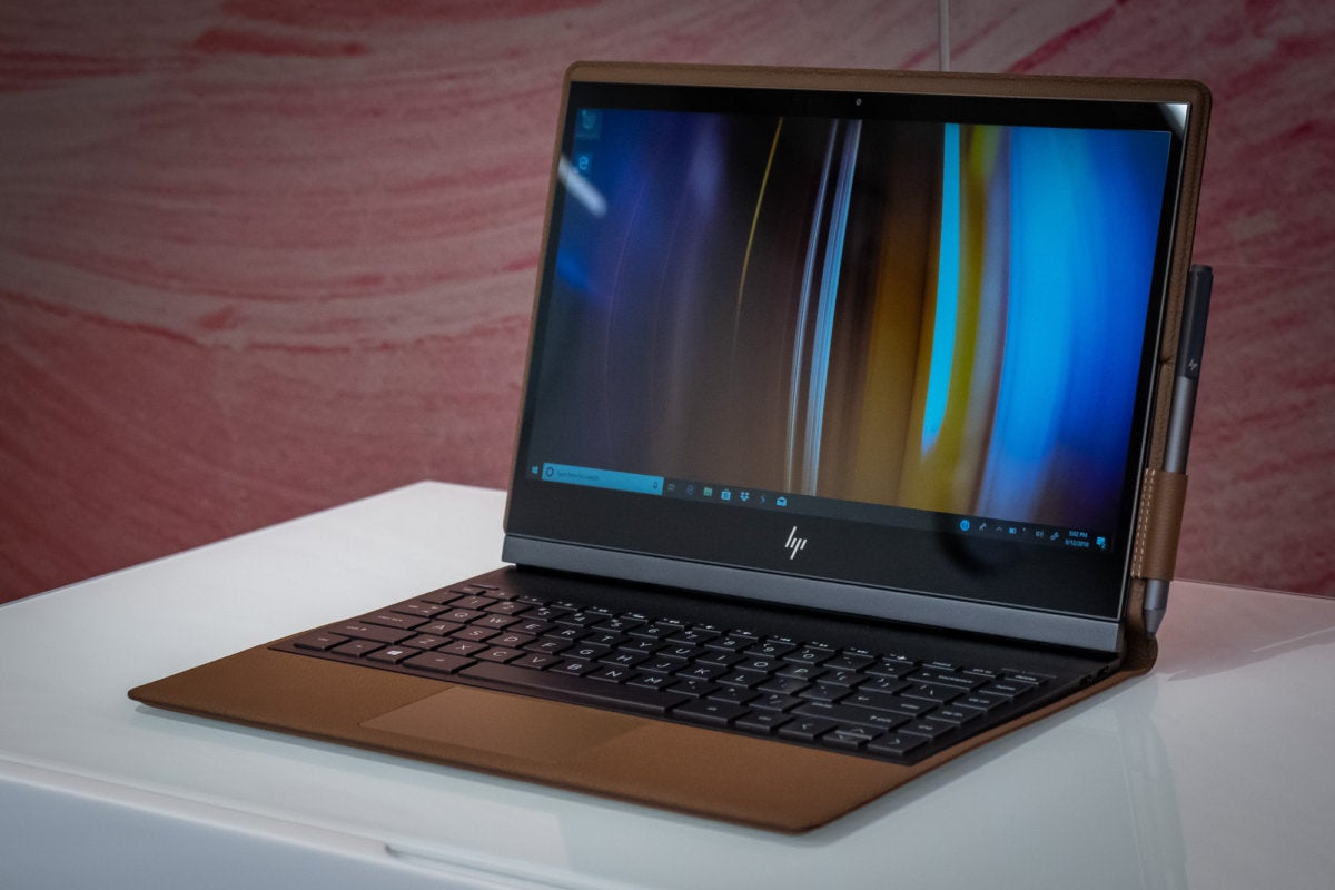 hp spectre folio open