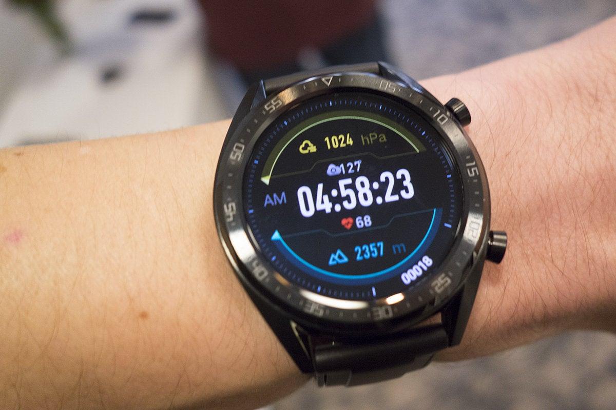 huawei watch gt front