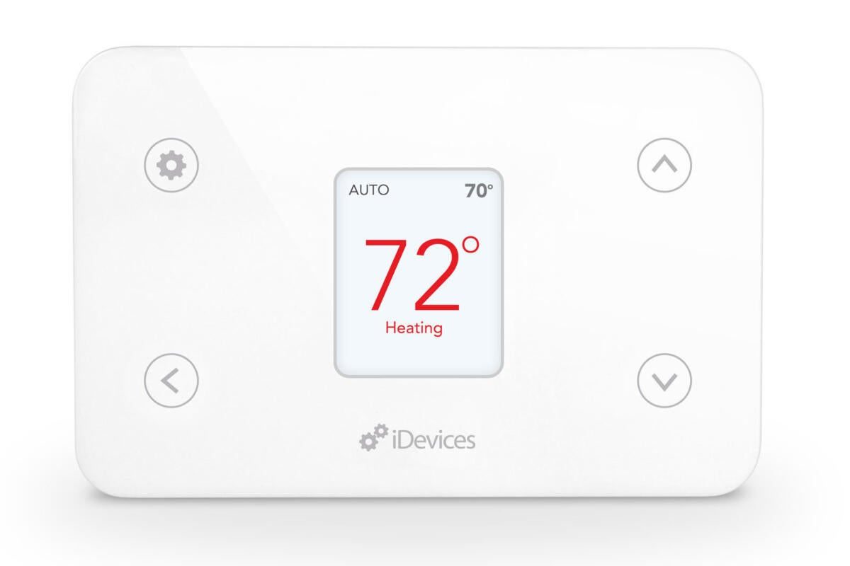 photo image iDevices Thermostat review: This inexpensive smart thermostat works with Alexa, Google Assistant, and Siri, too