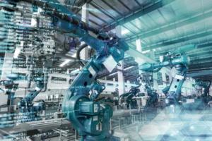 industrial iot robotics ai automation programmin code