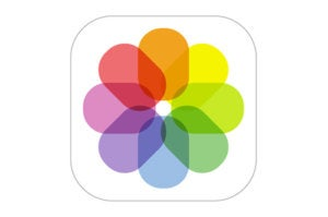 ios photos icon