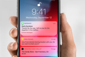 ios12 iphone x alerts