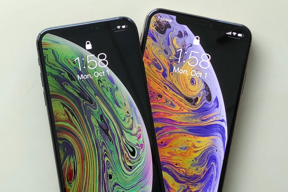 Iphone Xs And Iphone Xs Max Review Macworld