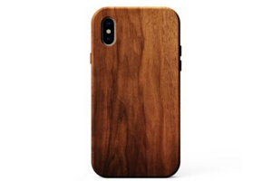 kerf case wood case