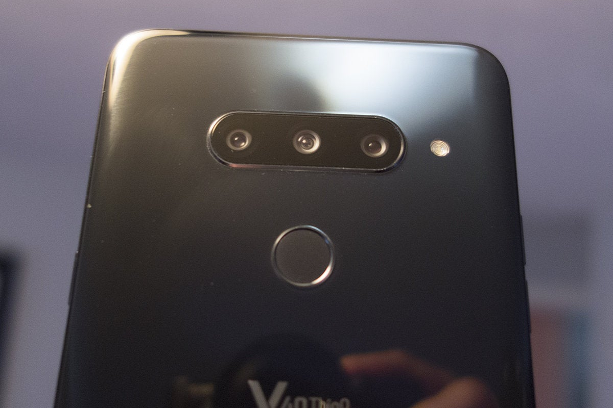 LG V40 review: The V stands for Victory (and Very expensive