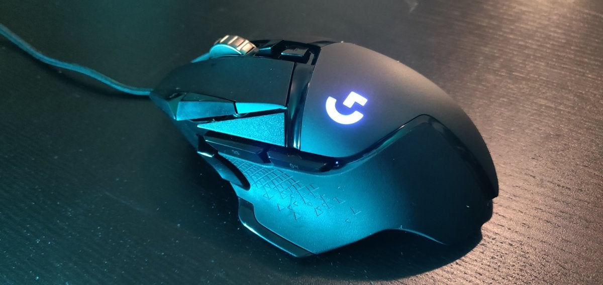 Logitech G502 Hero review: A slight improvement on an old