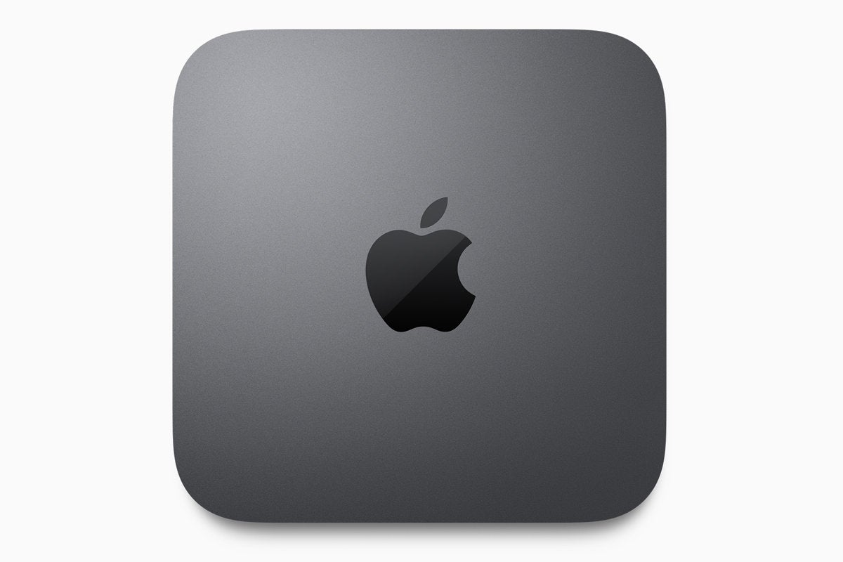 mac mini 2018 top