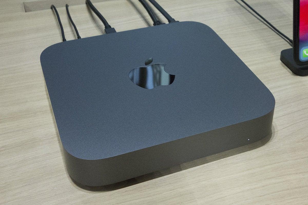 mac mini space gray