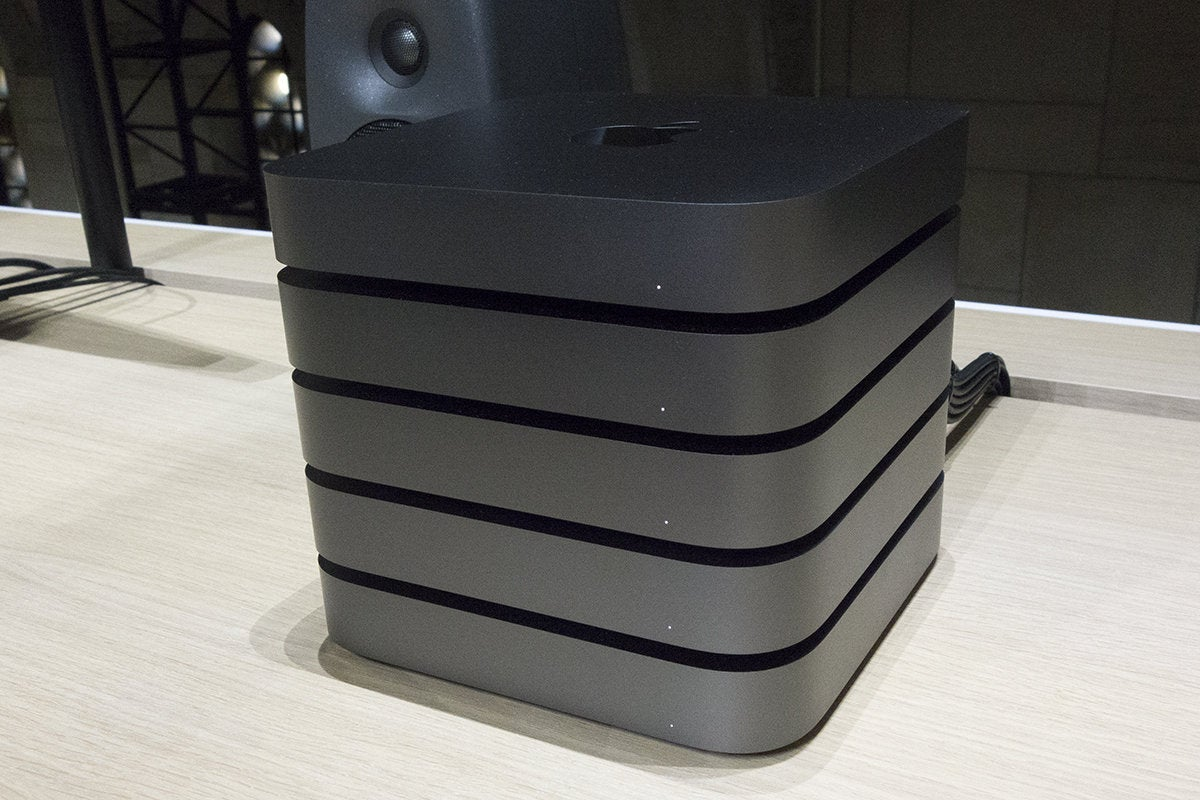 mac mini stack