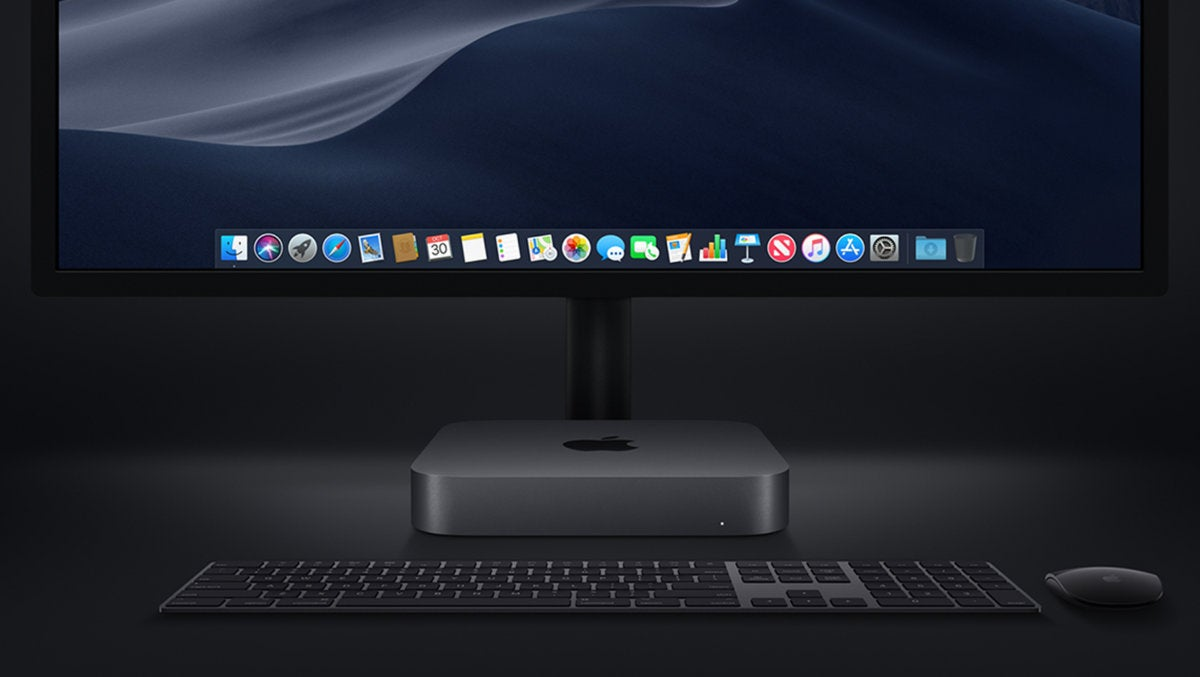 mac mini desktop setup display 10302018