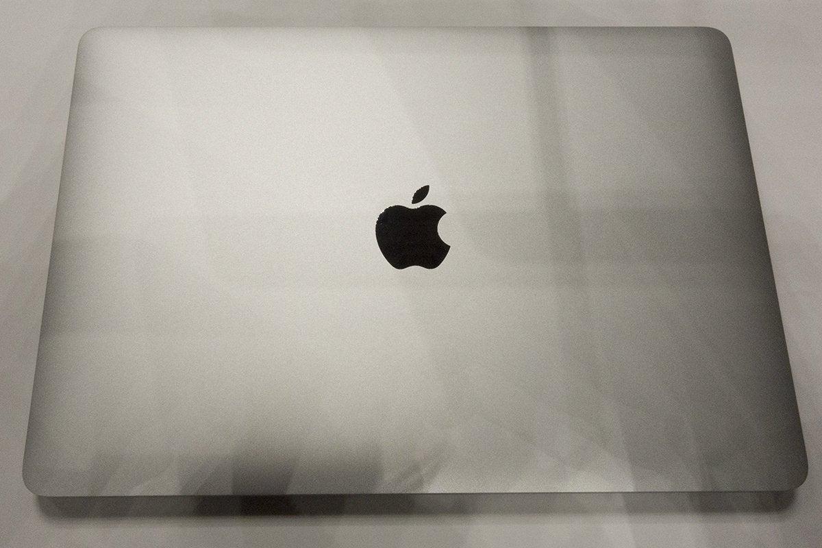 macbook air closed