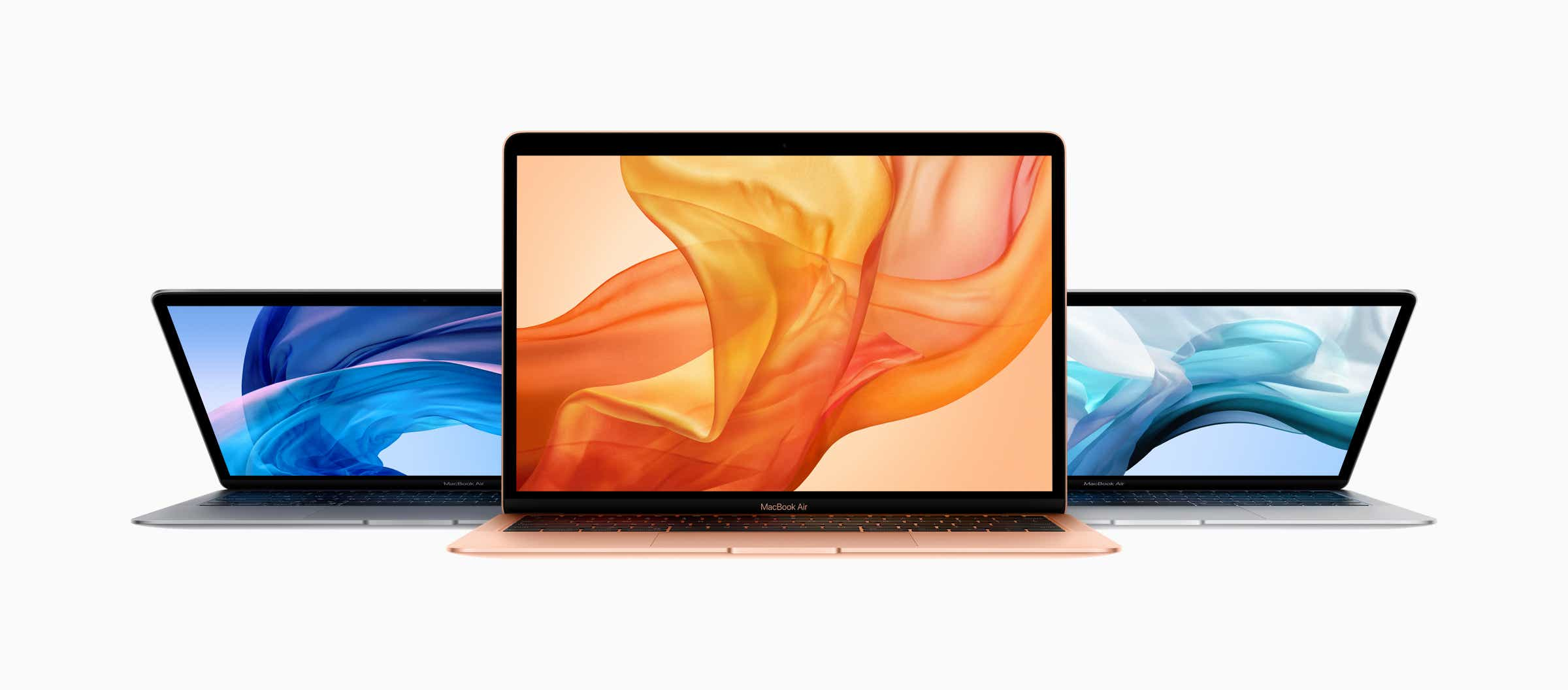 MacBook Air 1.6GHz dual‑core Core i5, 256GB SSD (Late 2018)