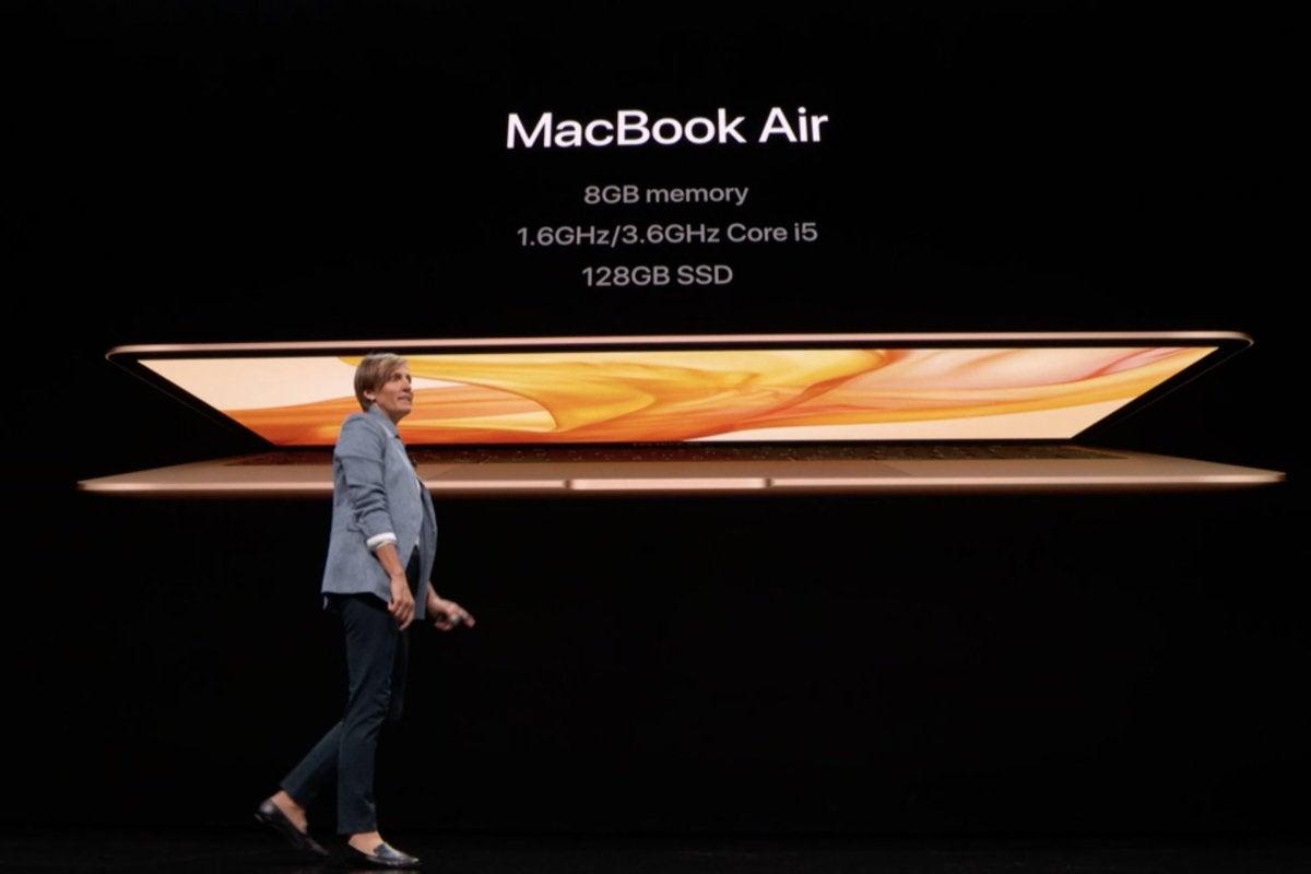 macbook air specs