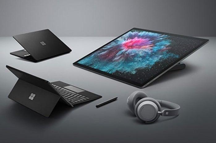 Microsoft launches next-gen Surface Pro 6, Surface Laptop 2