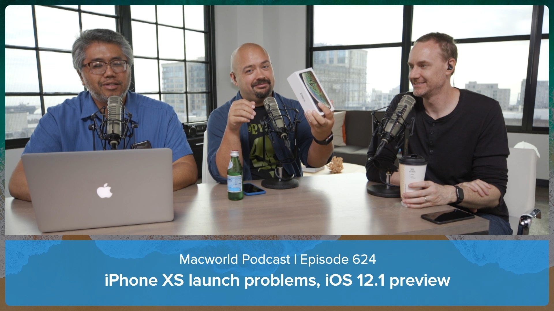 Macworld Podcast 624