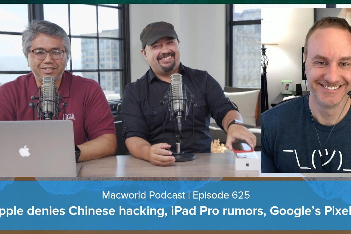 Macworld Podcast 625