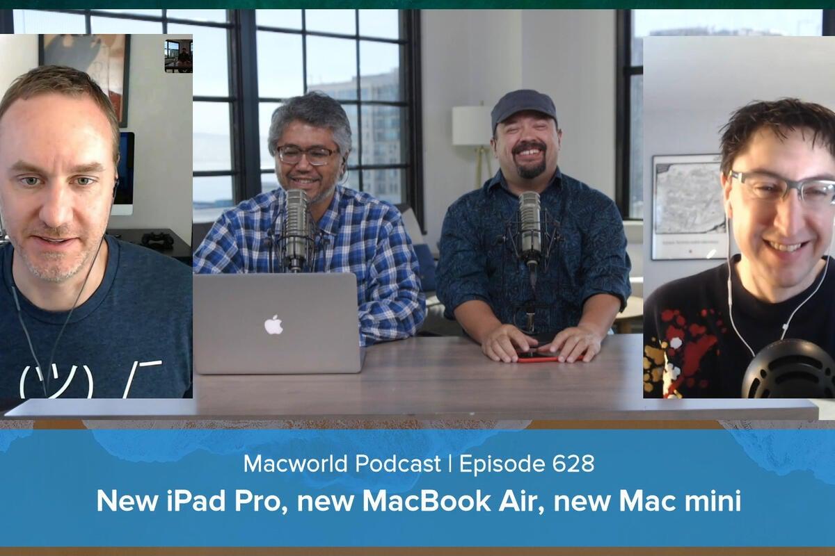 Macworld Podcast 628