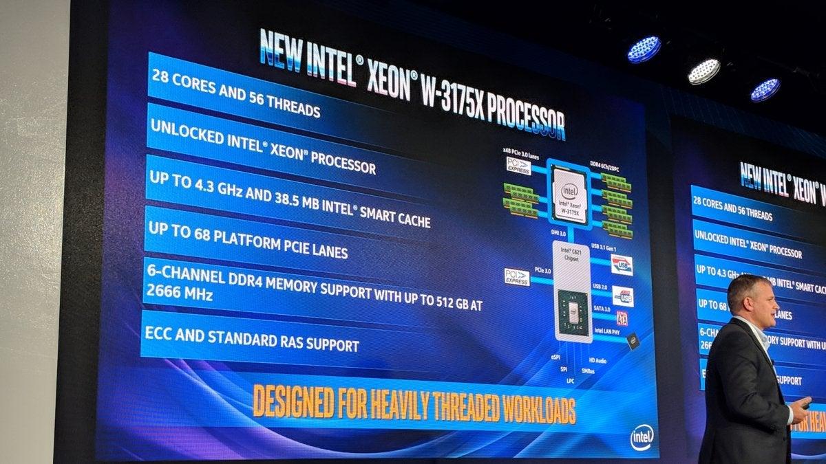 Intel Xeon W-3175X specs