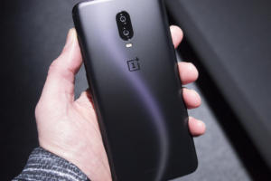 oneplus 6t back