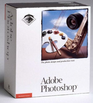 photoshop 1 retail box