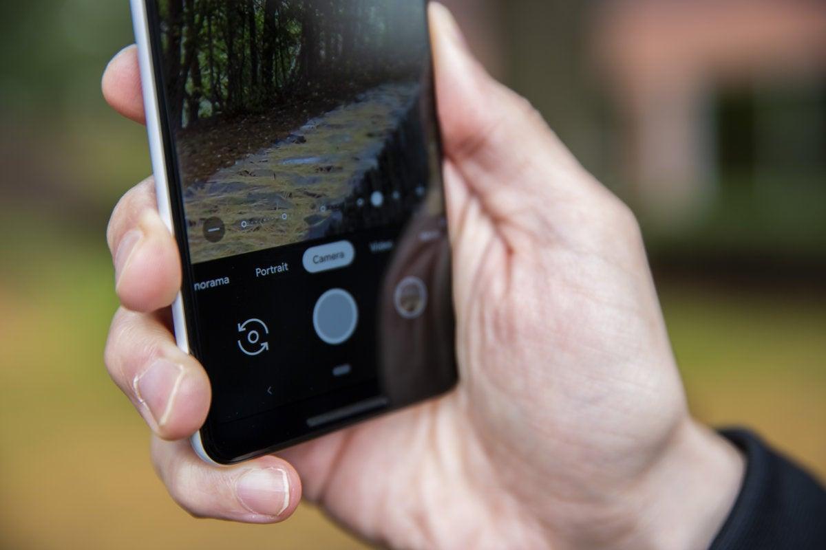 pixel 3 xl camera
