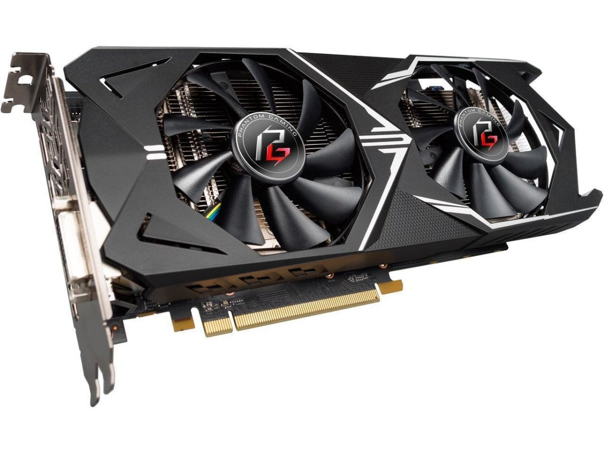Ludicrous! Overclocked Radeon RX 570 graphics cards are on