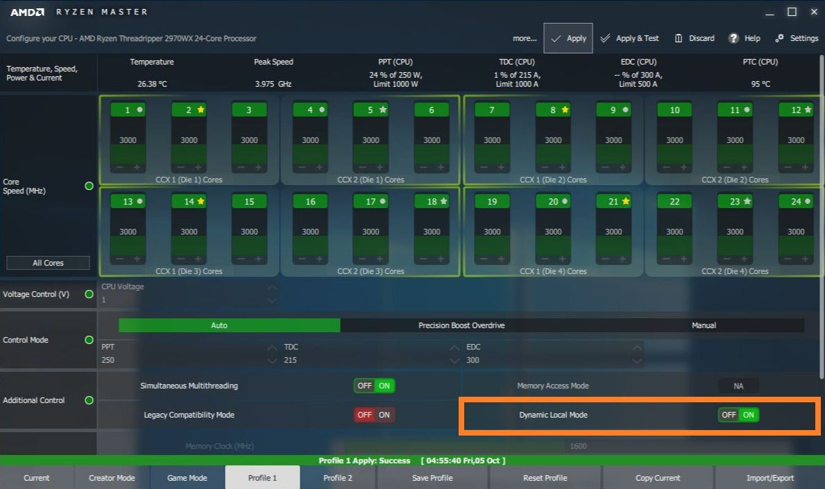 Rm Orig Amds Dynamic Local Mode For Threadripper Promises Almost