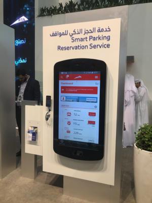 rta smart parking app