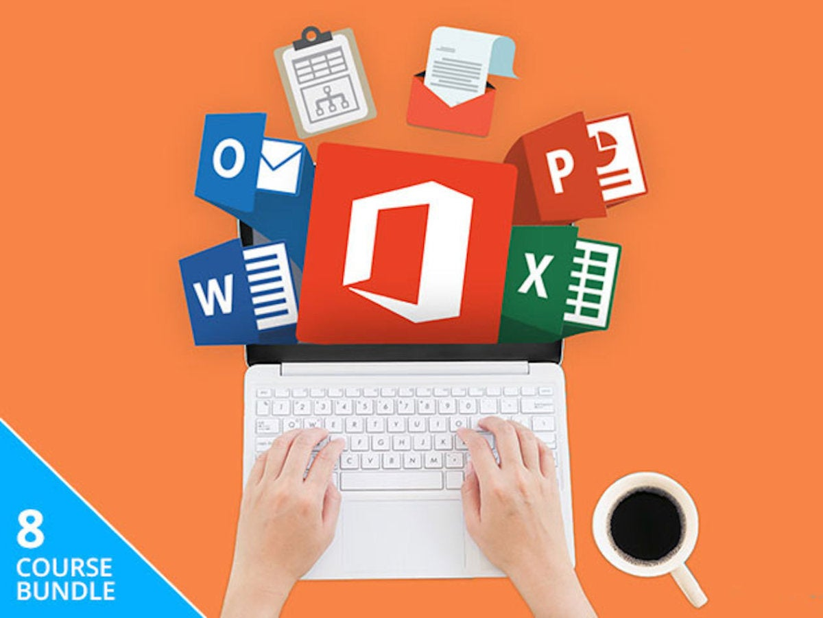 master the entire office suite with the a to z microsoft