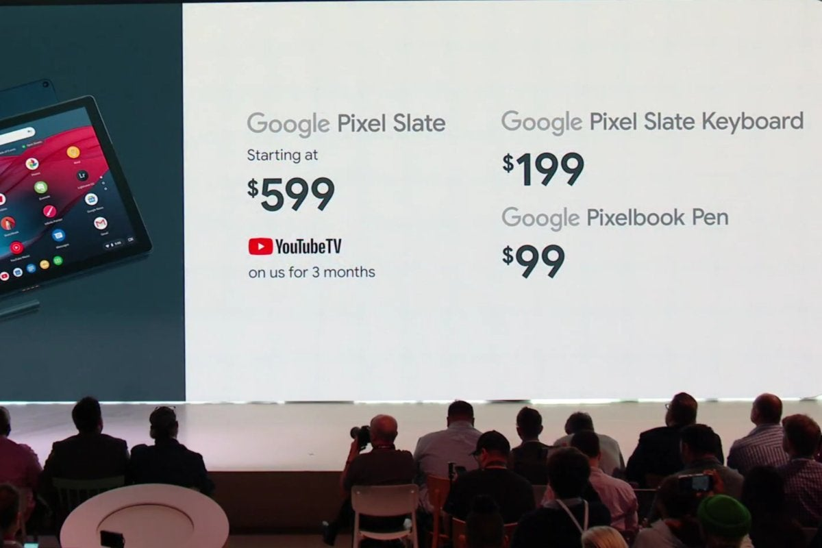 Google Pixel Slate: The top features, specs, and highlights