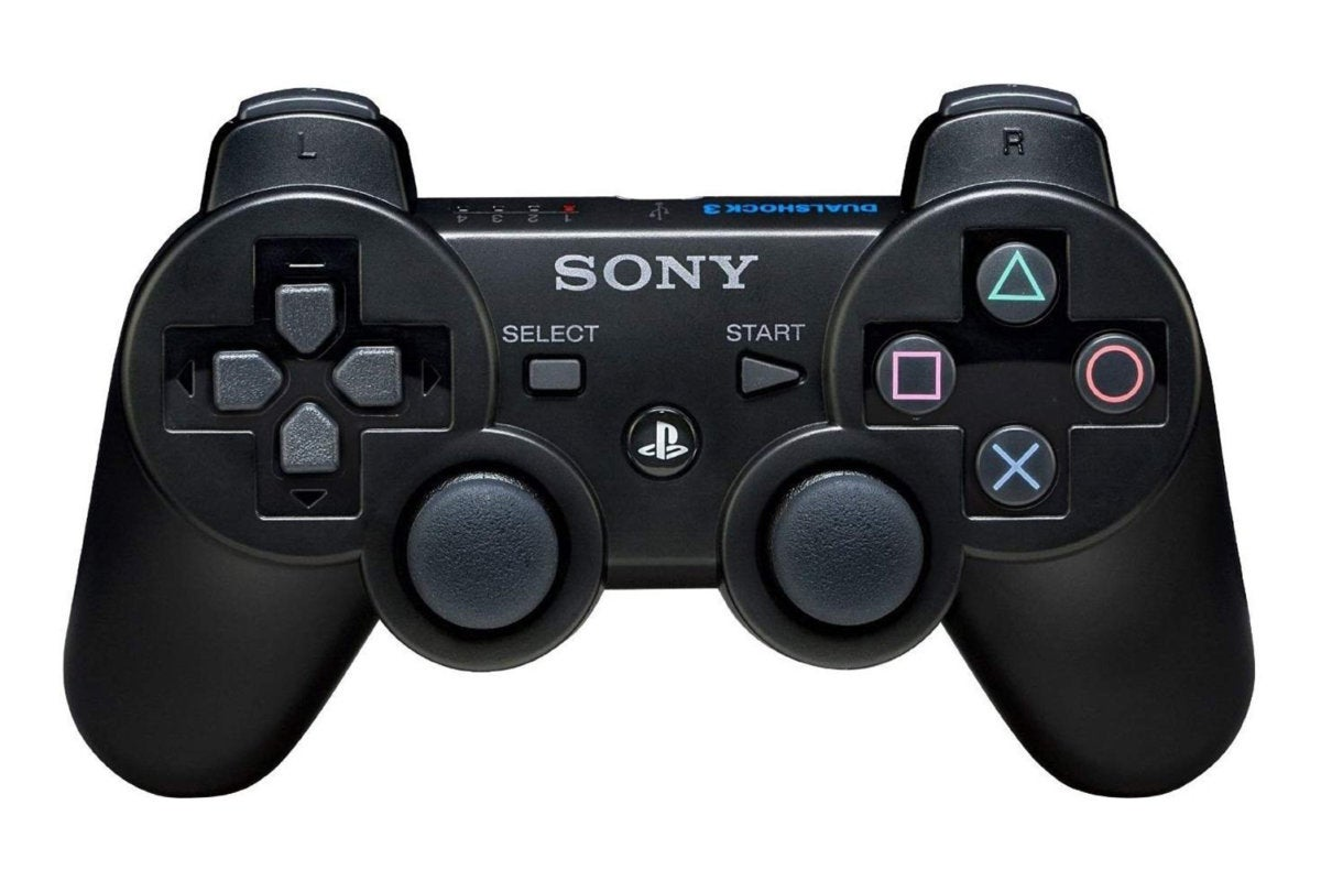 sony playstation 3 controller dualshock 3