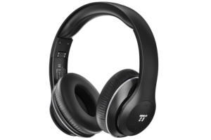 taotronics wireless over ear headphones