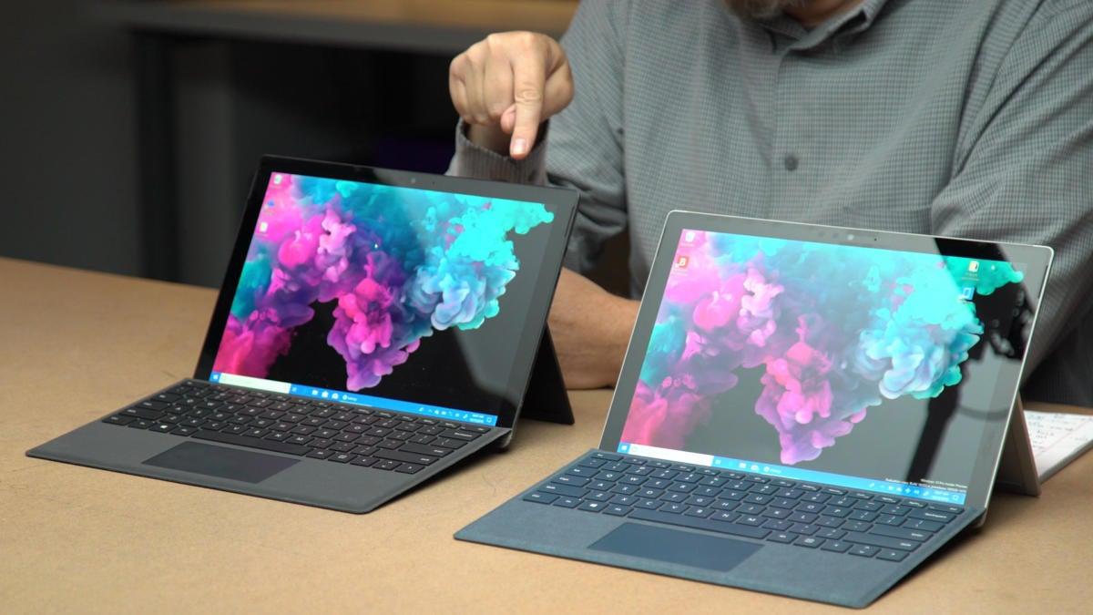 ee7cf3ca3cb Report: Upcoming Microsoft Surface devices may use AMD or Qualcomm ...