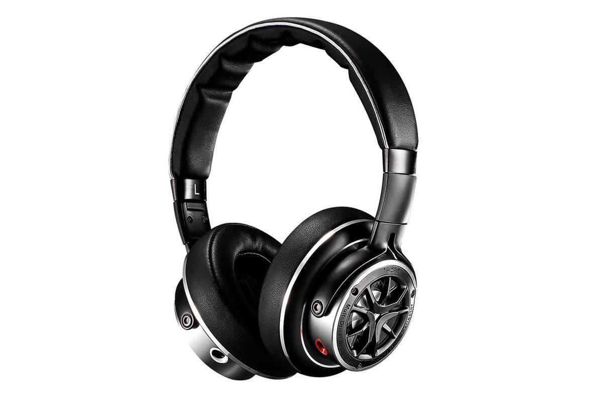 1More Triple Driver Over-Ear Headphone
